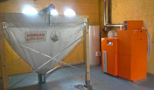 Morvan, la plus large gamme française d'appareils de chauffage à bois