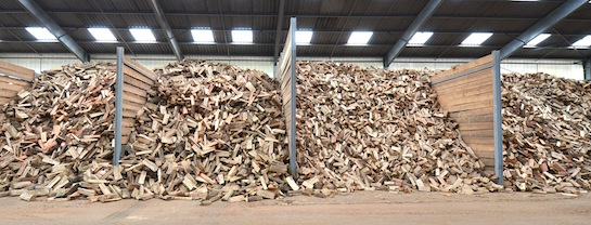 Acheter du bois de chauffage certifié, c'est créer des emplois